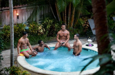 Miami Gay Pool Parties