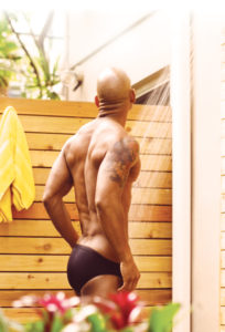 Gay Black Men Party- Host Hotel - Garden Patios